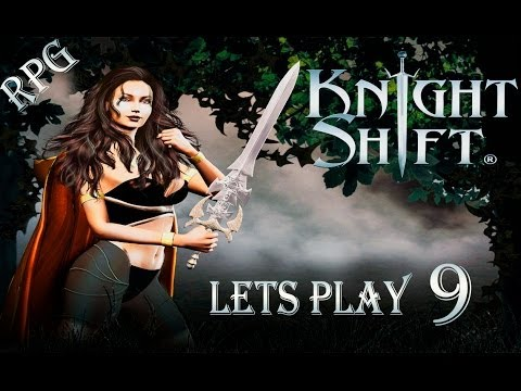 Knightshift (RPG) Серия 9