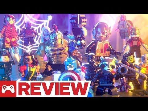 LEGO Marvel Superheroes 2 Review