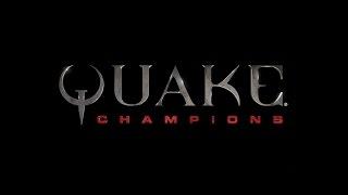 Quake Champions! Обзор по игре и немного Геймплея