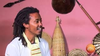 አማን ኪያሞ ከራስ ብሩክ ጋር አዝናኝ ቆይታ በኢቢኤስ ሬጌና አፍሮ ቢትስ /Aman Kiyamo with Ras Bruk Ebs Reggae & AfroBeats