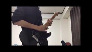 チャイナキッス をギターで弾いてみた!【Silent Siren】