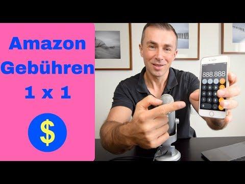 100 % Übersicht mit dem Amazon FBA Gebühren Rechner!