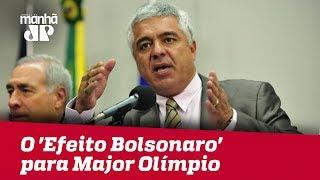 'Efeito Jair Bolsonaro' me colocou como 'o cara' dele em SP, diz o senador eleito Major Olímpio
