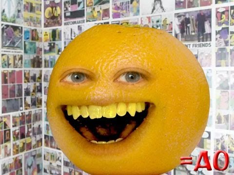Annoying Orange - Equals Annoying Orange (Equals Three Spoof)