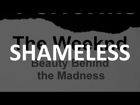 Shameless - The Weeknd [tribute cover by Molotov Cocktail Piano]