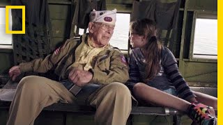 Watch This Veteran Fly In The Same Wwii Plane He Jumped From On D Day Short Film Showcase