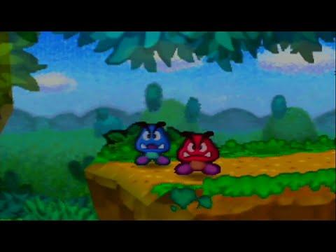 Misc Computer Games - Paper Mario - Goomba Village