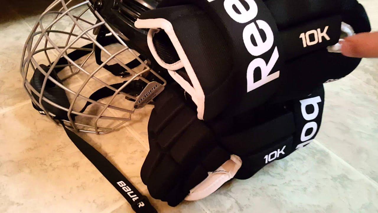 Goalie gear nerd