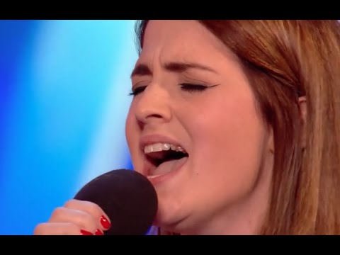 Simon Stops Sian and Asks Her a Second Song, Watch What Happens Next! | Audition 3 | BGT2017