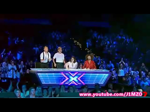 James Johnston - The X Factor Australia 2014 - BOOTCAMP