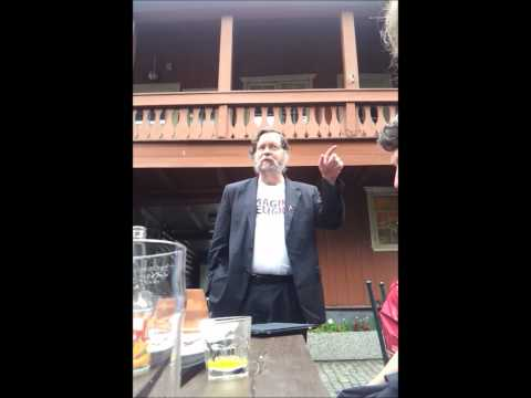 PZ Myers - Skeptics at the Pub, Oslo, Aug 2011 (Original)