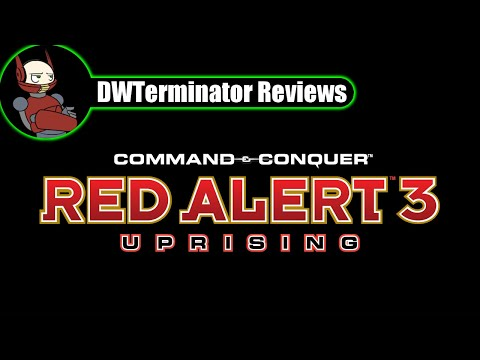 Review - Command & Conquer: Red Alert 3 ~ Uprising
