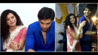 Singer Palak Muchhal celebrates Ganesh Chaturthi with family
