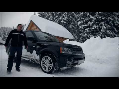 test range rover sport 3,0 TDV6 HSE
