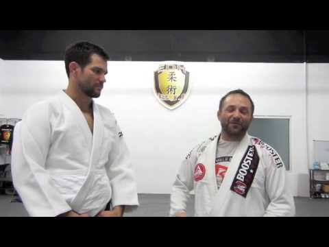 "Lifetime Martial Artist and Brazilian Jiu Jitsu Black Belt Chad ""Robo"" on El Dorado Hills BJJ"