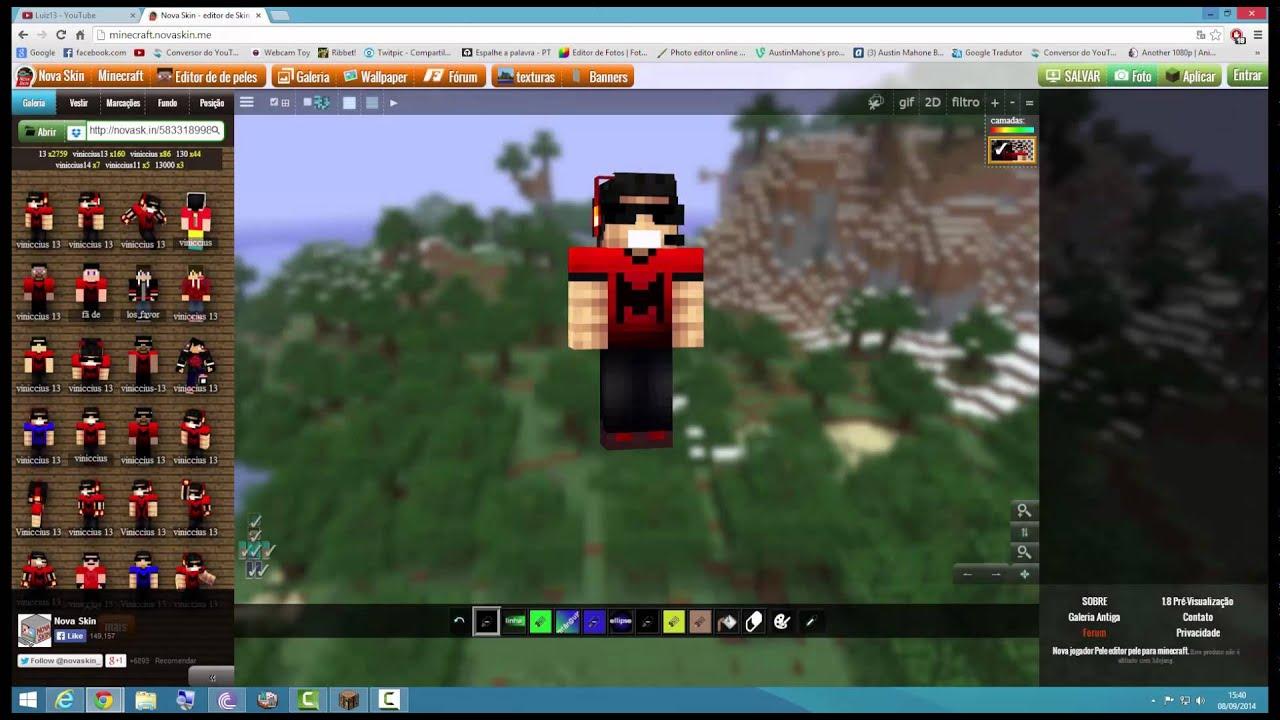 Minecraft Spielen Deutsch Skins Para Minecraft Bild - Skins para minecraft 1 8 8
