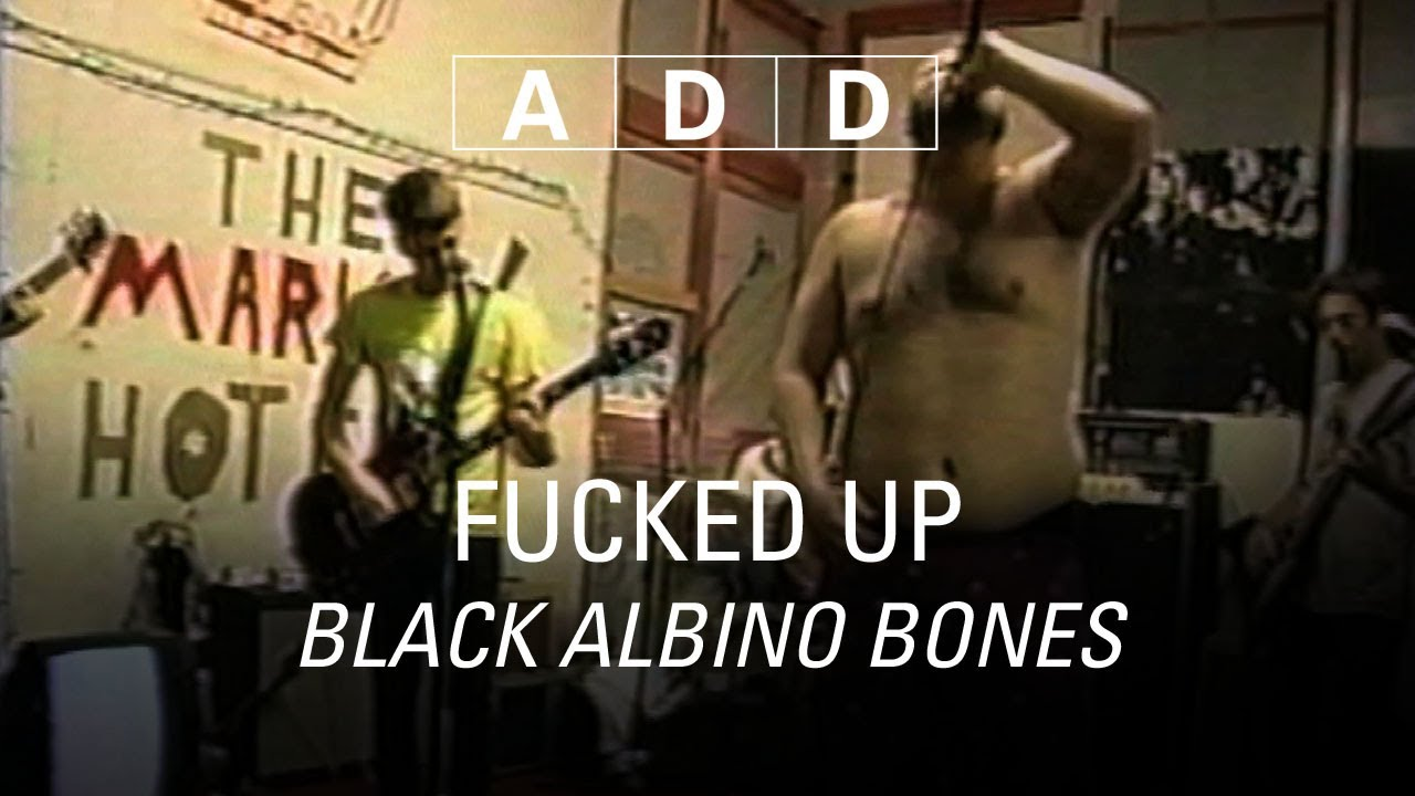 Black Albino Bones Fucked up Black Albino Bones