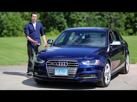 Seat Time STOCK 2013 Audi S4 Drag Race 1/4 mile