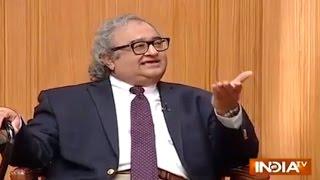 Pakistani Author Tarek Fateh On Former Cricketer Imran Khan -Best of Aap Ki Adalat with Rajat Sharma