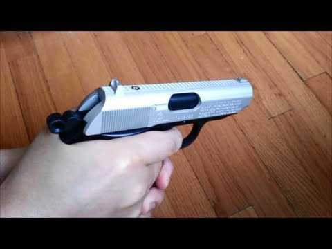 Disassembly Walther Ppk Umarex Walther Ppk/s Blowback