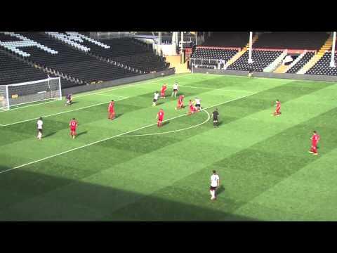 Fulham 2-1 Liverpool, Barclays U21 Premier League