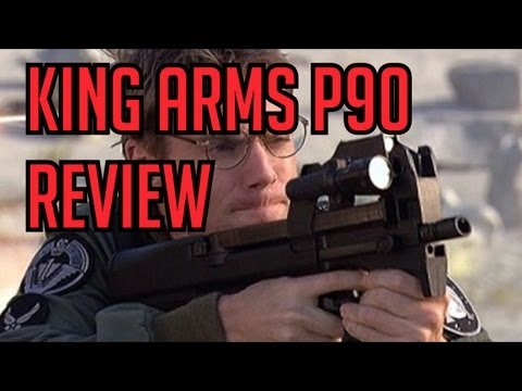 KING ARMS FN HERSTAL P90 REVIEW