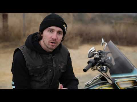 Greg Lutzka's Harley-Davidson 2017 DYNA Low rider break down