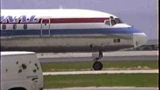 Miami International: DC-8 Heaven