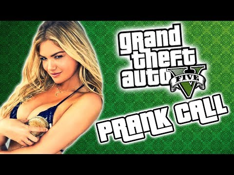 Funny Gta 5 Prank Call - (feat. Adrian Van Oyen) video