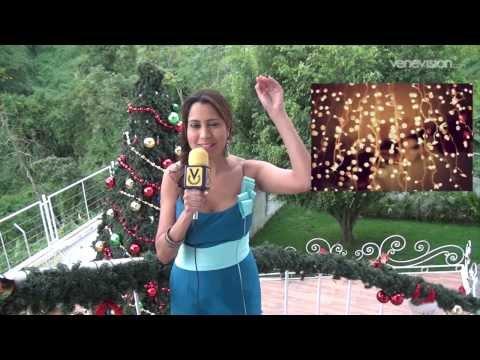 Artistas de Venevisión te dan consejos para decorar tu casa en navidad