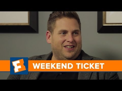 22 Jump Street, How To Train Your Dragon 2 - Guest: Jonah Hill | Weekend Ticket | FandangoMovies