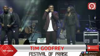 TIM GODFREY WORSHIP | FESTIVAL OF PRAISE 2020