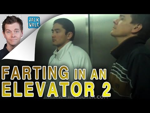 FARTING IN AN ELEVATOR 2