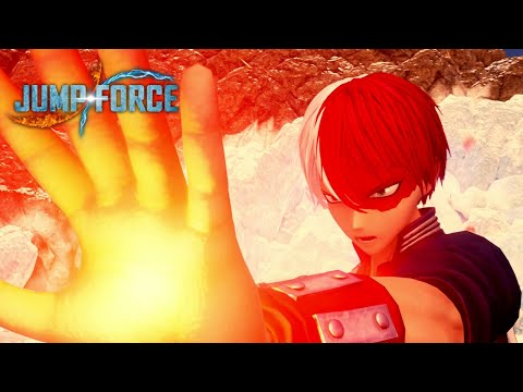 Jump Force - Characters Pass 2 Announcement - PS4/XB1/PC/SWITCH