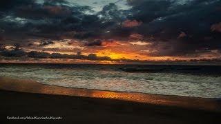 47min of Ocean Sunrise