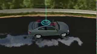 Mercedes-Benz ESP Technology -- Vehicle Electronic Stability Program
