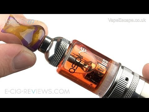 REVIEW OF THE ASPIRE NAUTILUS BDC TANK ATOMISER