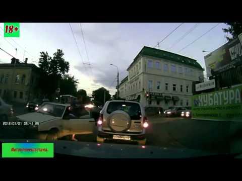 Аварии и Дорожные происшествия. Август Подборка###.