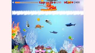 How to play Squirrel Fishing game | Free online games | MantiGames.com