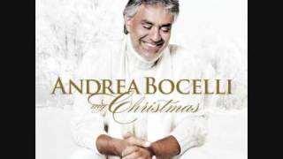 Watch Andrea Bocelli Caro Gesu Bambino video