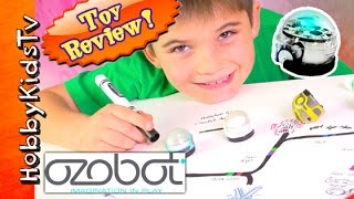 download lagu Ozobot Marker Adventure Toy Review + Play By Hobbykidstv gratis