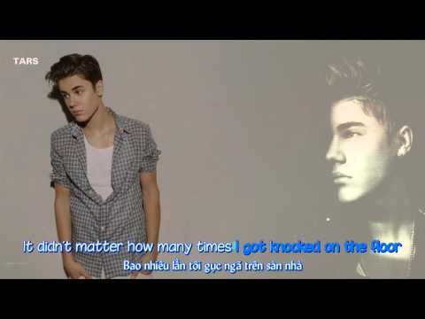 [vietsub+kara Lyrics] Believe - Justin Bieber video