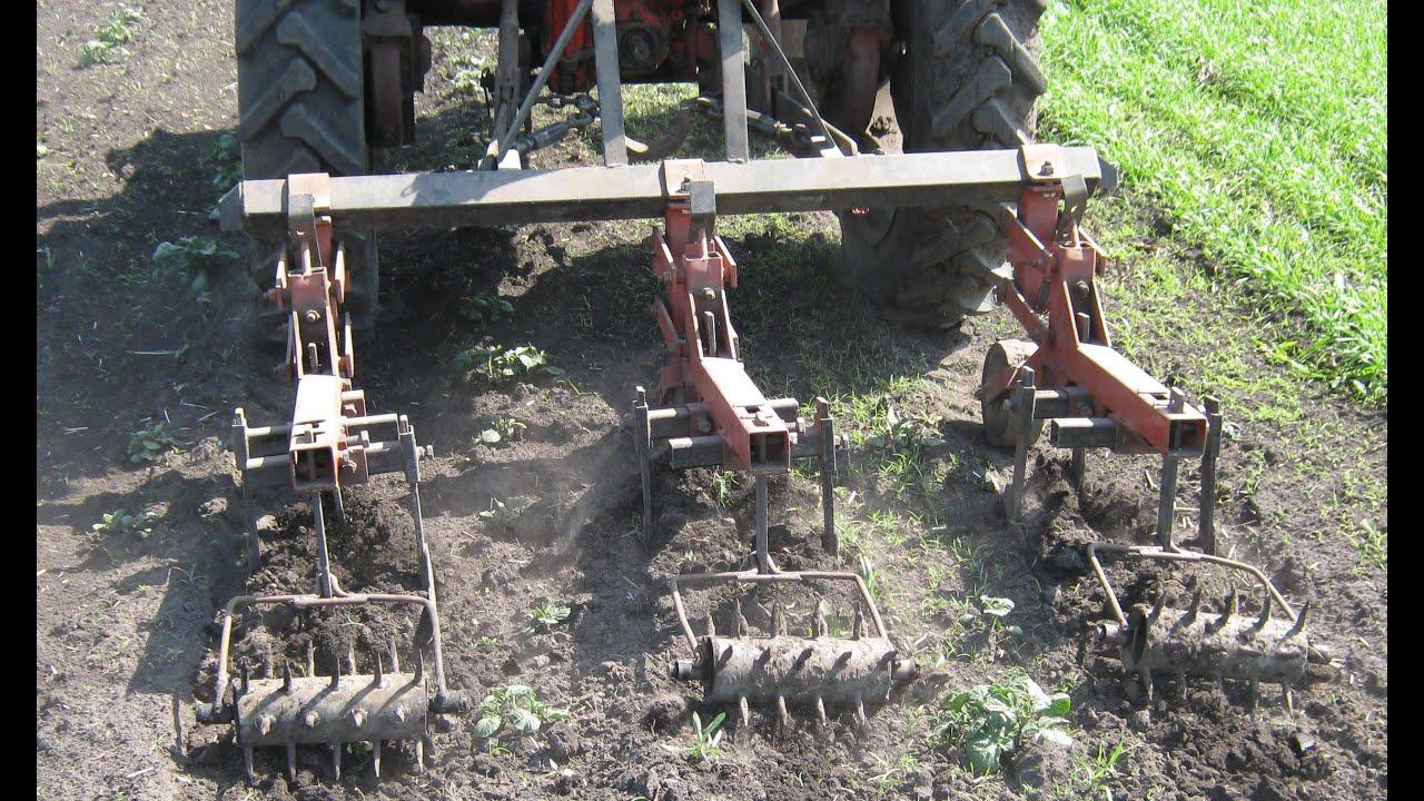 Культиватор трактора своими руками 45