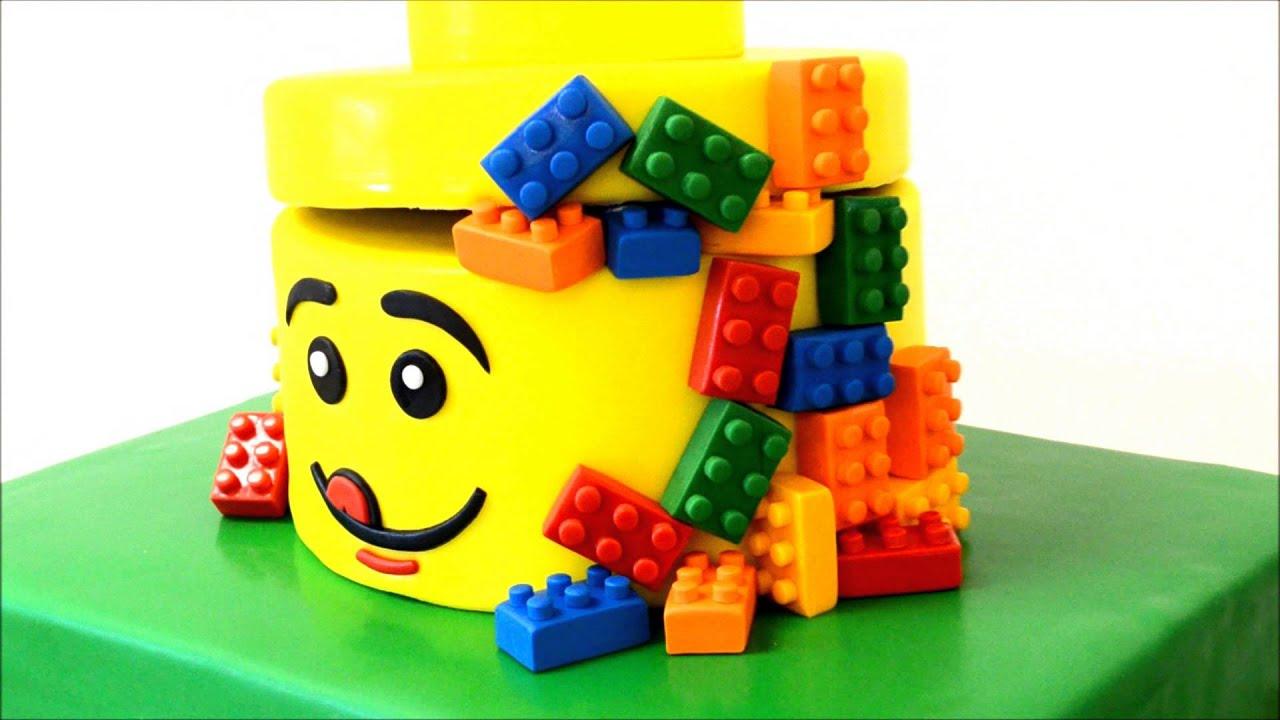 Lego Themed Cake Ideas