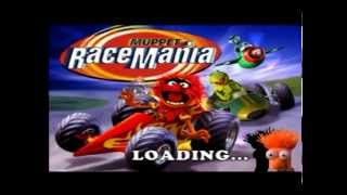 Descargar Muppets Race Mania   SAVEDATA Para PSP PSX  Eboot   Loquendo