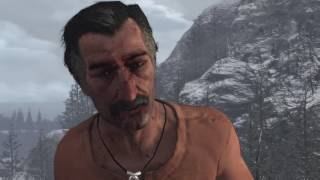 Dutch's Death - Red Dead Redemption