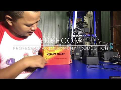 download lagu Unboxing And Review Surecom Cross Band 2 In 1 Repeater Controller SR-629 gratis