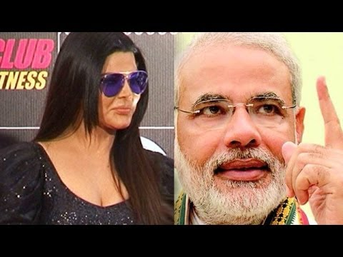 Rakhi Sawant talks about Narendra Modi