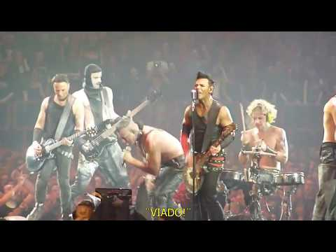 Rammstein - Mann Gegen Mann (Ao Vivo) - Legendado Português BR