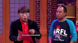 The Best Of Ini Talkshow - Aziz Gagap Dicuekin Mau Nyanyi Lagu Bawa Map